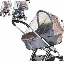 Diago Universal Regenschutz für Kinderwagen,