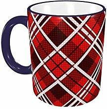 Diagonal Seamless In Rottönen Kaffeetasse 11