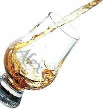 Diamandi Whisky-Glas mit Gravur | Name oder