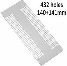 Diamantmalerei Zeichnung Lineal Punktbohrer 5D Diy
