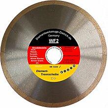 Diamanttrennscheibe Trennscheibe WF2_Ø 200 mm, B=