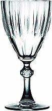 Diamond Weinglas/Wasserkelch 6 Stück