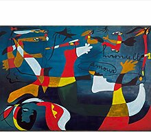 DIANFANBAO Picasso Berühmte abstrakte Ölgemälde