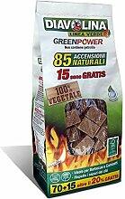 Diavolina Green Power Bag–85Zündungen