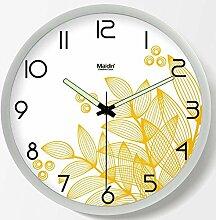 DIBC Einfache kreative Uhr Wohnzimmer Schlafzimmer