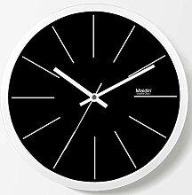 DIBC Mode kreative Uhr Wohnzimmer Stumm dekorative