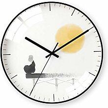 DIBC Wanduhr Moderne minimalistische kreative Uhr