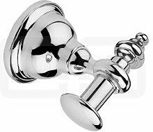 DIBL accessoires Messing-Einzel-Handtuchhaken