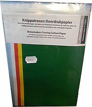 dibondt Schneider Kopierpapier Bunt, 5 Blatt a
