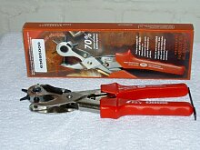 DICK 63695000 DICK Revolverlochzange mit