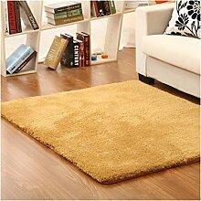 Dick Ultra-kompakte im europäischen Stil Modern Minimalist Wohnzimmer Couchtisch Teppich, Schlafzimmer voller Teppiche, Bettdecke / Matratze / Matte Teppich ( farbe : # 4 , größe : 1.2*2m )