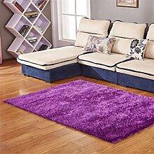 Dick Ultra-kompakte im europäischen Stil Modern Minimalist Wohnzimmer Couchtisch Teppich, Schlafzimmer voller Teppiche, Bettdecke / Matratze / Matte Teppich ( farbe : #8 , größe : 1.4*2m )
