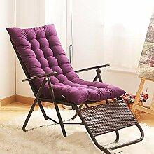 Dicke Liege Kissen,einfarbiges Nicht-slip Chaise