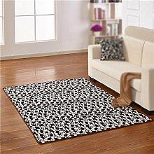 Dicke mat / wohnzimmer bett nacht decke / küche rutschfeste matratze matratze / tür matte mat haus tür matte / wohnzimmer sofa couchtisch teppich ( größe : 140*200cm )
