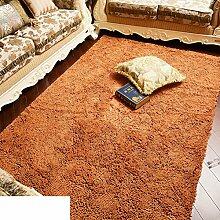 Dicken Chenille Schlafzimmer Teppich/ Erker durch den Bett-Teppich/Couchtisch Wohnzimmer Tatami-A 70x180cm(28x71inch)