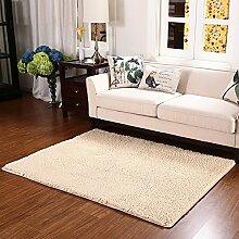 Dickes Kufe Wohnzimmer Couchtisch Schlafzimmer Bettvorleger ( größe : 100*200cm )