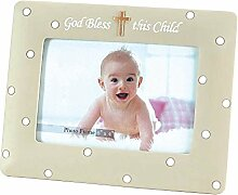Dicksons Gott segne Dieses Kind geprägt Kreuz