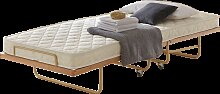 Dico Möbel Raumsparbett Swing inklusive Matratze