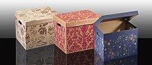 Dicoal Aufbewahrungsbox, Karton,