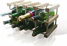 Dicoal Weinregal für 12Flaschen