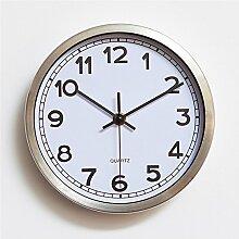 DIDADI Wall Clock 8 Zoll fein Wanduhr Home Decor Wecker
