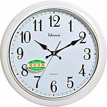 DIDADI Wall Clock Stille Wand Uhr Schlafzimmer/Wohnzimmer Uhren Uhren und Uhren, Quarzuhren und kreative Uhr Wandtafeln