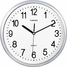 DIDADI Wall Clock Wand Uhr 14 Zoll Mode kreativ Wohnzimmer Garten stumm einfache Uhr