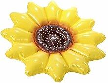 Didak Pool Sonnenblume XXL Luftmatratze 165 cm