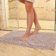 DIDIDD Fußmatte / Türmatten / Badezimmer Wohnzimmer Schlafzimmer Badezimmer Badezimmer Mat,C,70X180Cm (28X71Inch)