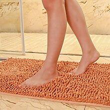 DIDIDD Fußmatte / Türmatten / Badezimmer Wohnzimmer Schlafzimmer Badezimmer Badezimmer Mat,D,100X150Cm (39X59Inch)