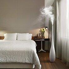DIDIDD Smart-Luftbefeuchter stumm große Aromatherapie Klimaanlage Raum zu Hause Kapazität Schlafzimmer,Weiß