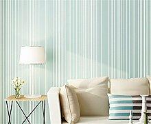DIDIDD Wand décor-einfache moderne Schlafzimmer Wohnzimmer Tapete Vlies vertikale Streifen TV Hintergrund Wandfarbe Aufkleber 0,53 * 10 m,D