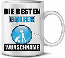 Die beesten Golfer heißen Wunschname 6530