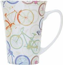 Die Cija Fahrräder-Konische Tasse aus feinem