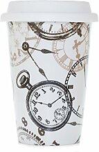 Die Cija Uhren-Amerikanischen Becher aus