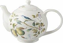 Die englische Tabelle Spring Fruits Teekanne,