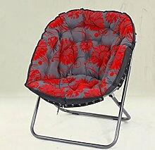 Die Erntezeit Verstärkung Folding Computer Stuhl Sofa Stuhl Lazy Stuhl Stuhl Stuhl Hostel Haushalt Rückenlehne Stuhl ( farbe : 1 )