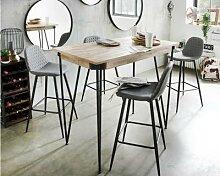 die Faktorei Bar-Tisch Harry 120 x 108 x 70 cm