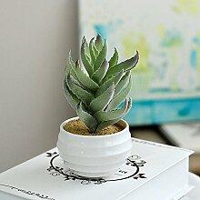 die fleischige eingetopft grünen pflanzen und dekoration der bonsai - paket auto - zubehör,dunkelgrau