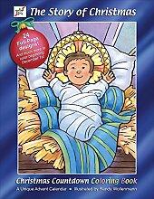 Die Geschichte Von Weihnachten Malbuch & Advent