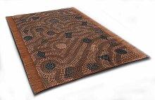DIE HAUSKUNST Teppich Dakan, rechteckig, 4 mm