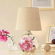 Die kreative Lampe, Schlafzimmer Nachttischlampe,