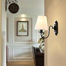 Die nordischen Moderne Schlafzimmer Wand Lights Hotel Zimmer und der Leiter der Treppen Wohnzimmer Wandleuchten Wandleuchten