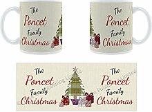 Die Poncet Family Becher aus Keramik,