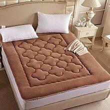 Die Schlafzimmer Komfort matratze/Dicken warmen TATAMI Matratze-C 120x200cm(47x79inch)