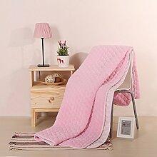Die Schlafzimmer Komfort matratze/Student Studentenwohnheim dicken warmen Matratze-A 150x200cm(59x79inch)