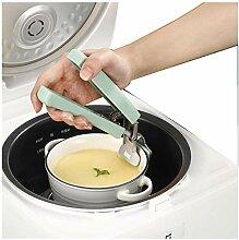 Die Schüsselklemme wird in der Küche verwendet,