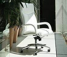 Die Seggiola–Stuhl Office Project–Typ: Hohe schwarz