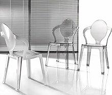 Die Seggiola–Stuhl Spot Lucido Tortora