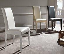 Die Seggiola–Stuhl Vertigo Slim titan